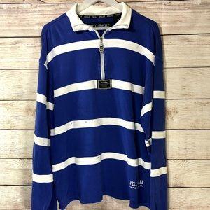Vintage 90's Pelle Pelle Marc Buchanan Shirt